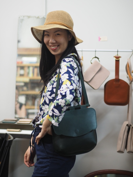 Brunella Leather Bag: Our Favorite Handcraft Object